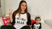 Esha Deol shares throwback photo with Radhya on Mother's Day, says I love being your amma