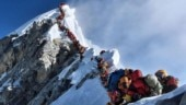 British climber dies on Everest death zone, toll reaches 18