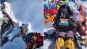 Indian woman who survived deadly Mt Everest traffic jam: Grant permit to only trained climbers