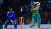World Cup 2019: South Africa thrash Sri Lanka in warm-up match