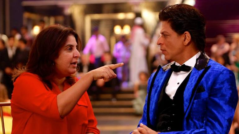 Is Shah Rukh Khan in Farah Khan's next film? Director answers - Movies News