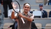 French Open: Stylish Roger Federer and Kei Nishikori sail into the 2nd round
