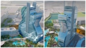 World's first guitar-shaped hotel all set to open in Hollywood this year. The details will blow your mind
