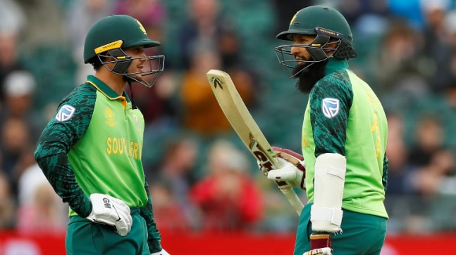 World Cup 2019: Whether I make playing XI or not is not up to me, says Hashim Amla