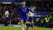 Maurizio Sarri doesn't want Edan Hazard to leave Chelsea