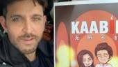 Hrithik Roshan has landed in Beijing for Kaabil premiere.