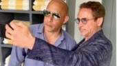 Vin Diesel pens emotional note for Avengers co-star Robert Downey Jr: His belief in me is scary