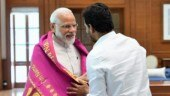 YSRCP chief Jaganmohan Reddy meets Narendra Modi in Delhi, brings up special status for Andhra Pradesh