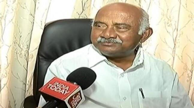BJP is celestial nymph, party MLAs Vishwamitra: Karnataka JDS president A H Vishwanath