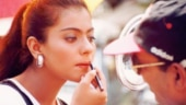 Kajol reveals 90s stars had no vanity vans and other struggles in new photo from Ishq sets. See pic