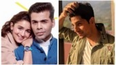 Alia Bhatt and Sidharth Malhotra lead Bollywood in wishing Karan Johar happy birthday