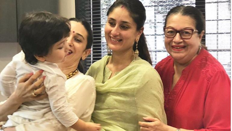 Image result for kareena kapoor's mother's day