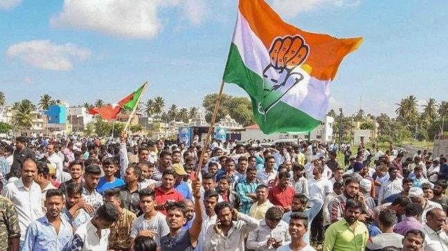 Karnataka Urban Local Body Election Results: Congress wins