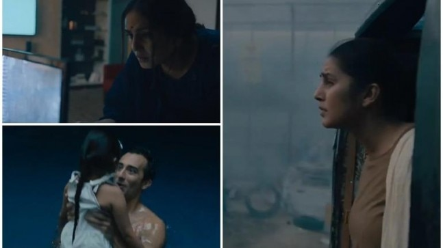 Netflix releases Leila trailer. Huma Qureshi impresses with powerful performance in dystopian drama