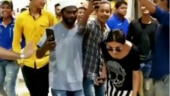 Malaika Arora runs away as fans mob her for selfies. See viral video