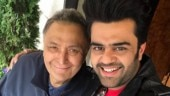 Maniesh Paul and Rishi Kapoor go out for lunch and walk on the streets of New York