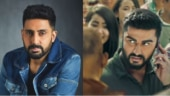 Abhishek Bachchan reviews Arjun Kapoor's India's Most Wanted: Taut and engaging