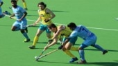 India succumb to 0-4 loss against Australia in first hockey test