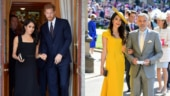 Meghan Markle gives birth to baby boy on family friend George Clooney's 58th birthday