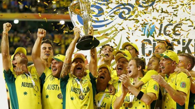 World Cup 2015: Australia reclaim World Cup and become ...