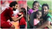 Mo Salah watches daughter score goal, Shahid Afridi bans girls from cricket. Best reactions