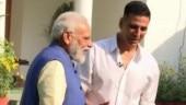 Akshay Kumar congratulates PM Narendra Modi for historic win in Lok Sabha elections 2019