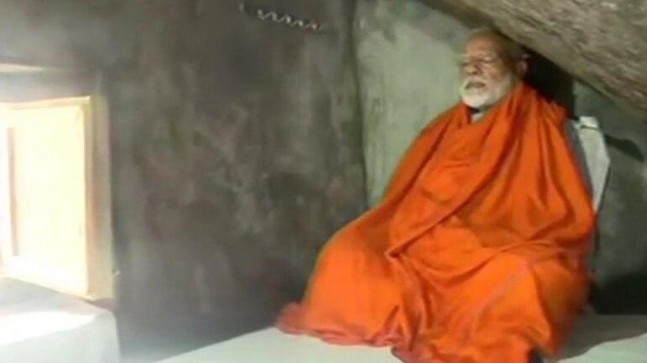 Congress MP writes to EC against media coverage of PM Modi's Kedarnath trip