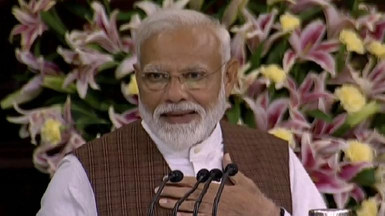 Few leaders always in news over controversial statements, should be careful in future: PM Modi