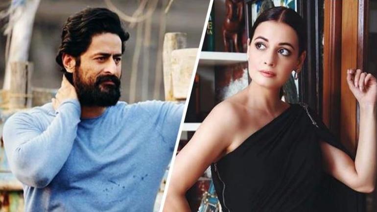 Dia Mirza is all praises for Kaafir co-star Mohit Raina - Television