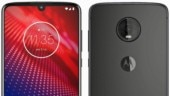 Motorola Z4 images leak: Edge-to-edge display with waterdrop notch, single rear camera and other features