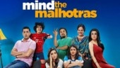 Amazon Prime shares first poster of Mind The Malhotras