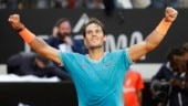 Rafael Nadal downs Novak Djokovic for 9th Italian Open title