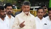 Chandrababu Naidu knocks Opposition doors
