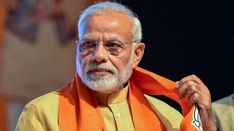 సర్వం భారతీయం… చంద్రయాన్-2పై ప్రధాని మోదీ వ్యాఖ్యలు……..