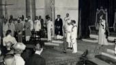 Empty envelope, tryst with destiny and a maddening crowd: How Nehru took oath as India's 1st PM