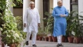 Nitish Kumar meets Amit Shah ahead of Narendra Modi's swearing-in ceremony