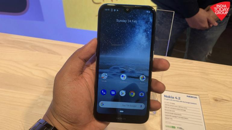 Nokia 4.2 India launch set for May 7, HMD teases phone with LED power button
