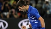 Novak Djokovic ready to fire at Roland Garros. (REUTERS)