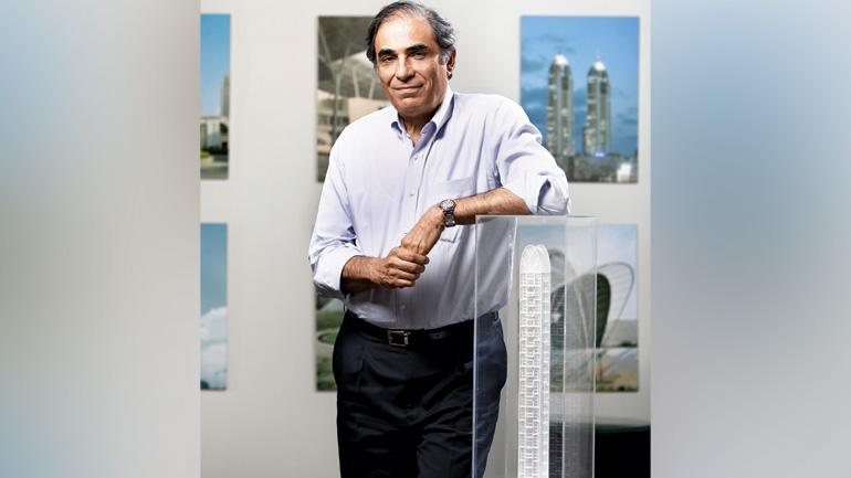 Legendary architect Hafeez Contractor shares his vision and philosophy - SUPPLEMENTS News - Issue Date: May 27, 2019