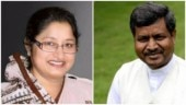 Jharkhand: Former friends Babulal Marandi, Annapurna Devi to face each other in Koderma