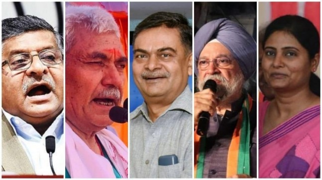 Final phase of Lok Sabha elections to decide fate of five Union ministers