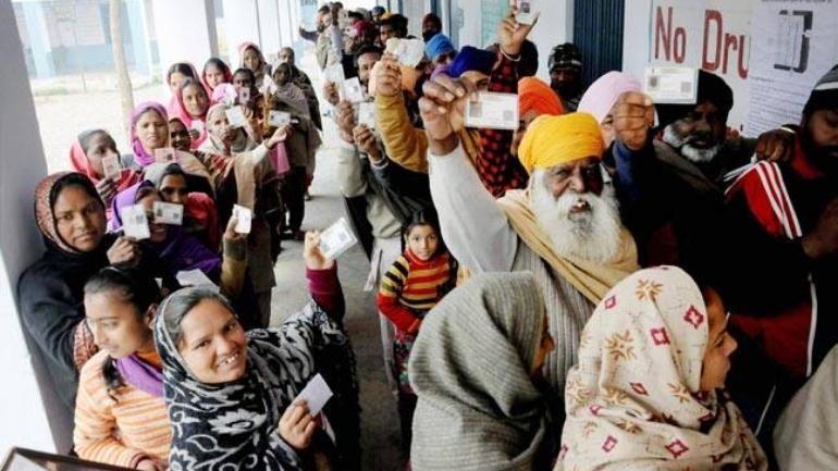 Punjab Exit Poll Results 2019 to be declared today - Elections News