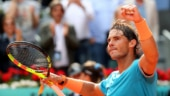 Madrid Open: Rafael Nadal cruises into last 16, David Ferrer bows out