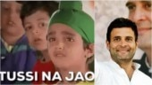 Rahul Gandhi offers to resign, Congress turns it down. Internet has the best memes and jokes
