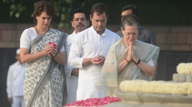 Rajiv Gandhi death anniversary: PM Modi, Gandhi family pay tributes to late Prime Minister