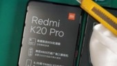 Redmi K20 leaks raining all over the web: Live photo, benchmark scores, retail box and everything else