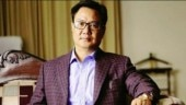Kiren Rijiju, BJP's face in Northeast | What you need to know