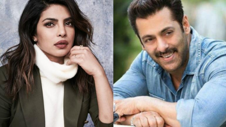 Salman Khan says that he would want to work with Priyanka Chopra in future.