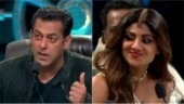 Super Dancer 3: Salman Khan doesn't leave a chance to pull Shilpa Shetty's leg. Watch video