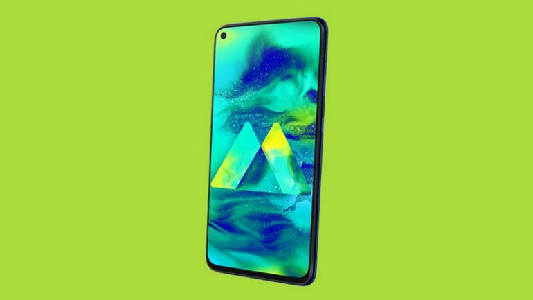 abba62231af803 Samsung Galaxy M40 launch: Punch-hole display, triple camera, price in India